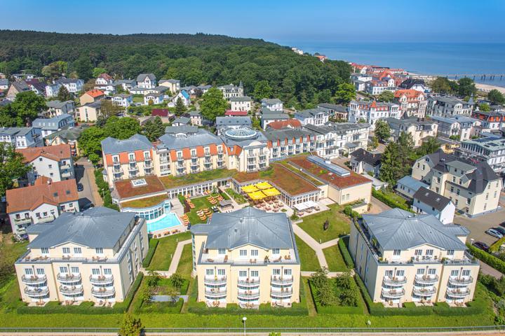 Kaiser Spa Hotel zur Post Bansin / Usedom - Angebote & Infos