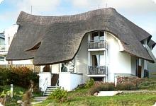 Hotel in Baabe auf Rügen