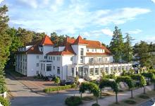 Strandhotel in Baabe