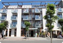 Gesundheitshotel meerSinn in Binz