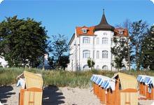 Strandhotel in Binz