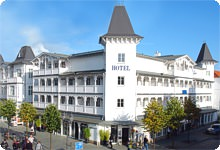 Rügenhotel Loev & SPA in Binz
