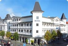 Rügenhotel Loev & SPA in Binz
