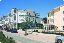 Hotel in Göhren