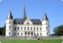 Schlosshotel auf Rügen