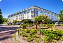 Hotel in Bergen auf Rügen