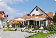 Hotel in Thiessow auf Rügen